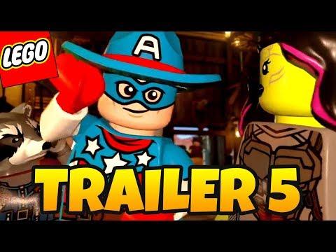 LEGO MARVEL SUPER HEROES 2 - TRAILER 5 LEGENDADO REACT + INFORMAÇÕES (New York Comic Con) thumbnail