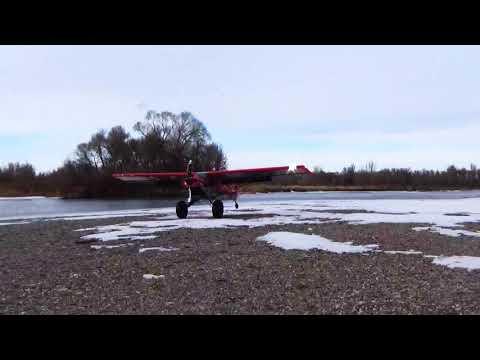 Husky STOL Landing