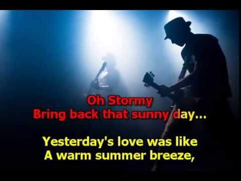 Classic IV   Stormy   Karaoke