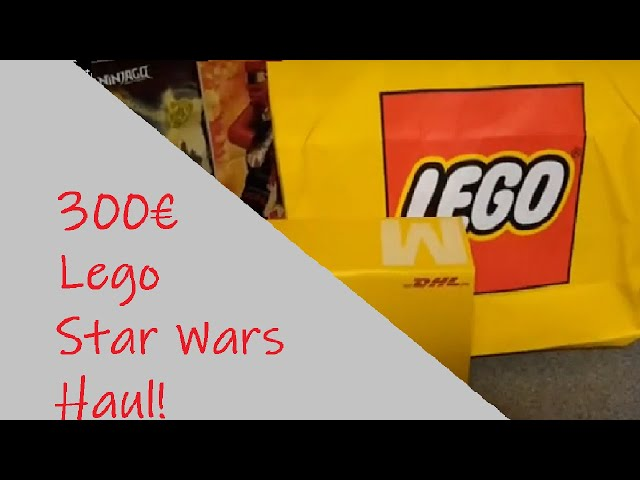 Mein teuerstes Lego Set! | Lego Star Wars Haul | Steinfreund2014