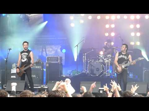 Unearth - Endless (live at Hellfest 2013)