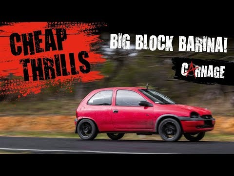 Carnage Episode 16 - Big Block Barina