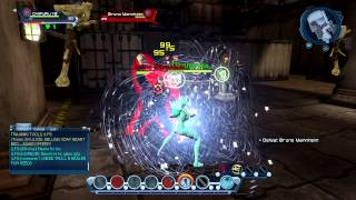 DCUO SO SAYETH CAIN MISSION