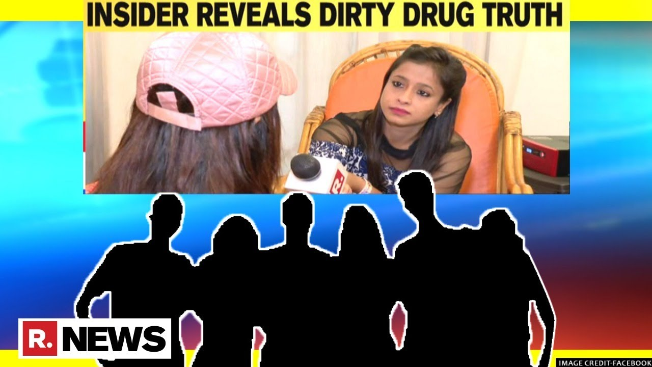 Download Bollywood Insider Reveals Dirty Drug Truth: 'They Procure And Sell In KGs'
