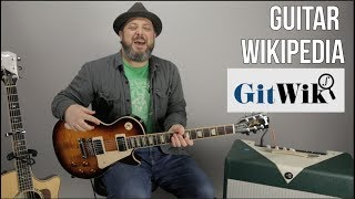 "Wikipedia For Guitars Called ""GitWik"" - How to Look Up Vintage Guitars"