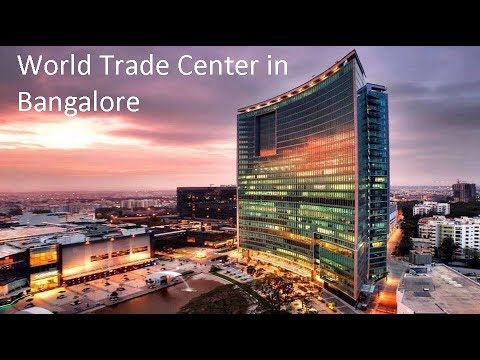 World Trade Center in bangalore  India *must watch*