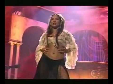Jennifer Lopez - Ain't It Funny (Live @ TOTP Awards 2001)
