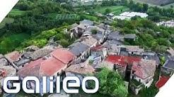 Geisterdorf in Italien | Galileo | ProSieben