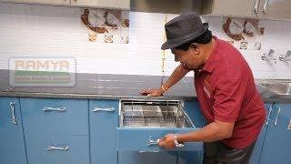 Ramya Modular Kitchen,  Our Client Mr  Subramani Guduvanchery, Shriram Shankari,    Modular Kitchen,