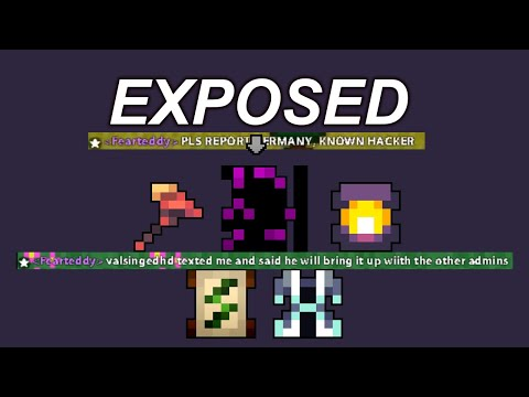 ROTMG Hackers Are Getting EXPOSED