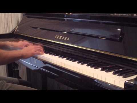 Tycho - A Walk (Piano Cover)