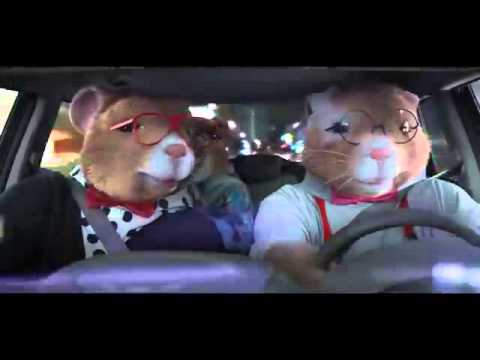 2015 kia soul ev hamster commercial featuring animals by maroon 5 youtube. Black Bedroom Furniture Sets. Home Design Ideas