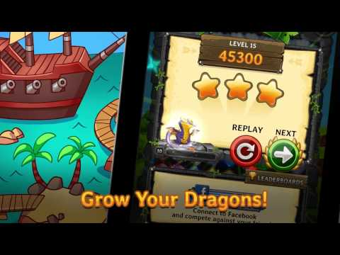 Official Dragon Academy Trailer (Google Play)