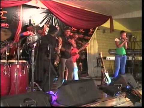 Freeman Ame, performs, Redemption song ft. Owura, Steve Bedi, Adez.flv