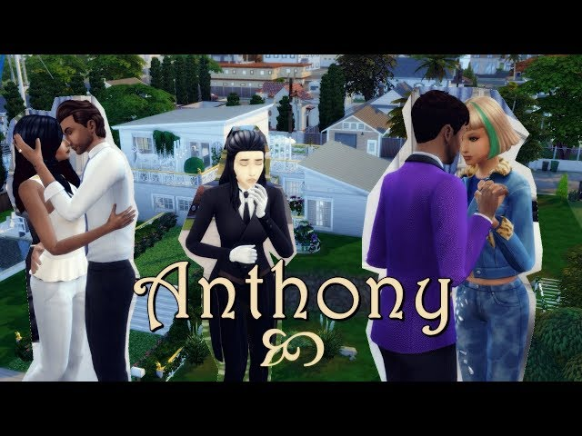 ANTHONY | 🎥 SIMS 4 FILM 🎬 | MAGYAR (HUNGARIAN) | 16+ (talán?)