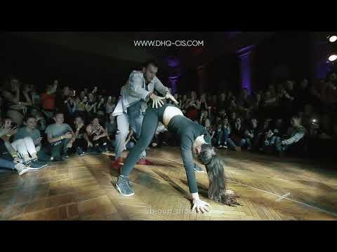 DANCEHALL QUEEN & KING CIS 2018| DHK ROUND 4 - ILYA FOOTONFAYA