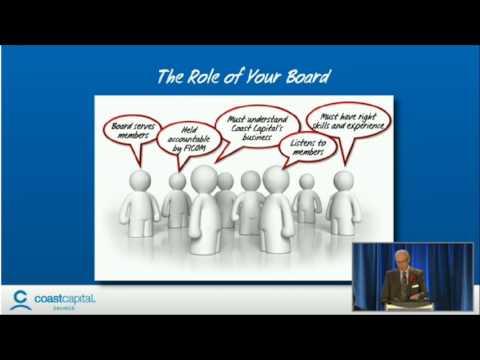 Coast Capital Savings 2017 Annual General Meeting
