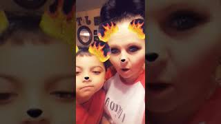 Autism Mom and Small Business Owner snapchat Diaries 9/19/18