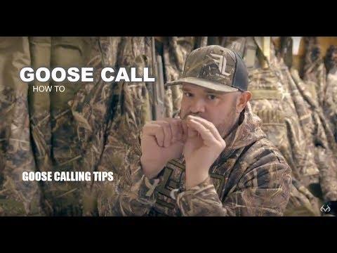 Goose Calling: How