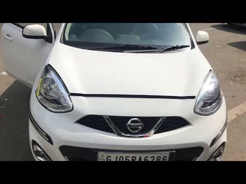 Nissan Micra active car automatic and manual transmission car Cng sequence kit Gujarat +919033683886