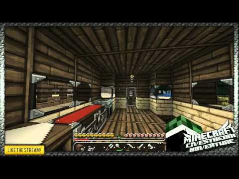 Syndicate's Minecraft Livestream Adventure  01