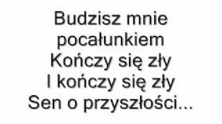 Sylwia Grzeszczak- sen o przyszłości + tekst