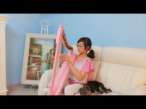 雲仙 Unzen ~ Saori Mouri (Harp Cover)