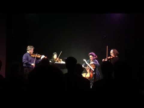 Quatuor Bozzini @Kroch#11, pt 1