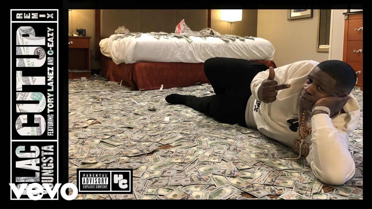 Blac Youngsta - Cut Up (Remix [Official Audio]) ft. Tory Lanez, G-Eazy