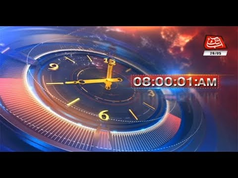 AbbTakk Headlines – 08 AM – 26 May 2018