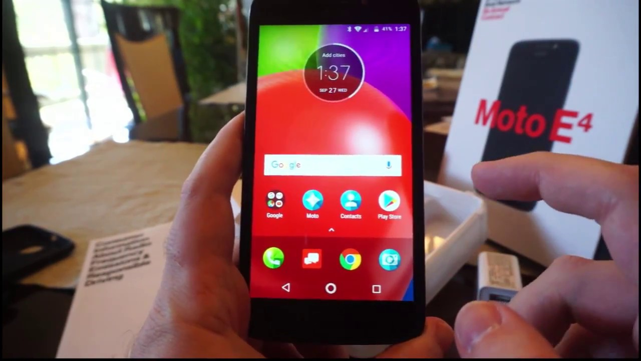 Moto E4 how to unlock for gsm, unboxing and review, Best phone deal, Verizon