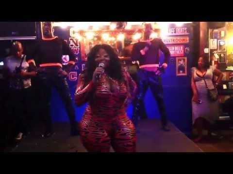 TS Madison- That Girl Performance Nellies Sports Bar Washington, D.C.