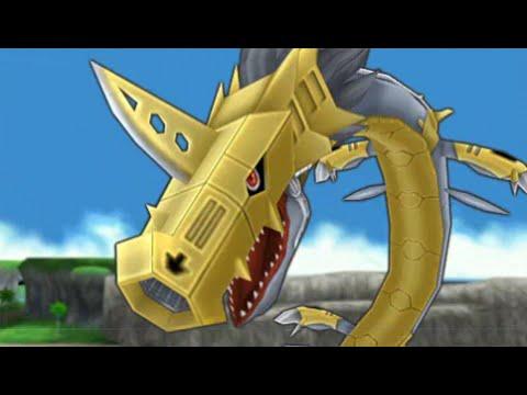《數碼寶貝大冒險》#45:海洋之王!鋼鐵海龍獸!! - YouTube