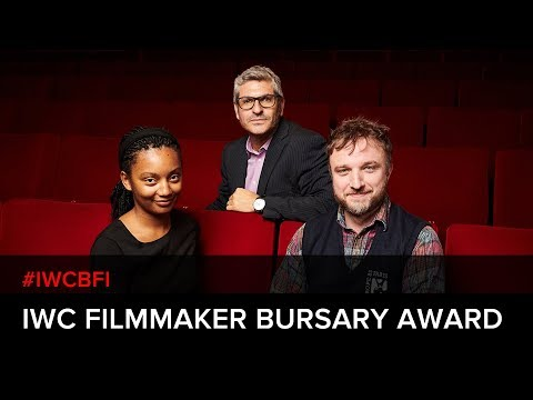 #IWCBFI 2017 - IWC Filmmaker Bursary Award in Association with the BFI