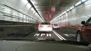 Holland Tunnel New York Ride