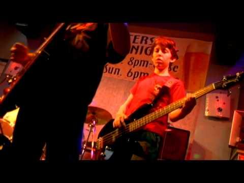 """The Organics """"Holiday"""" 3/6/2011 Be Natural Music ~ Real Rock Band"""