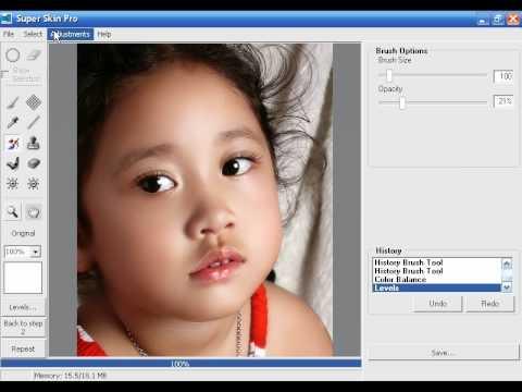 Photoshop CS2 - Phan 15 - Bai 1 - Cong nghe xu ly da sieu dep