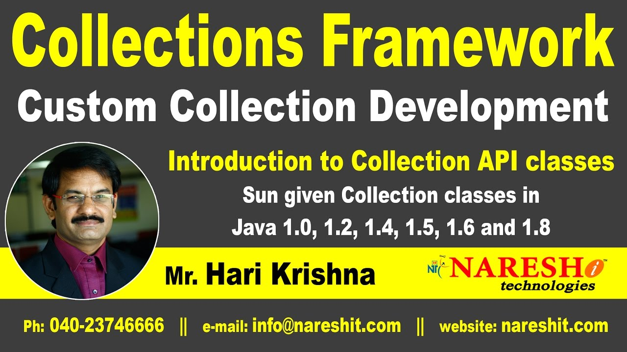 Core Java Tutorial Naresh Technologies Pdf