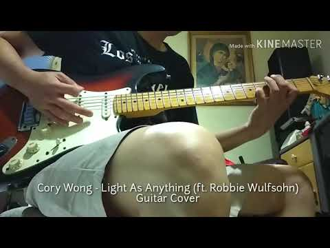 Cory Wong - Light As Anything (ft. Robbie Wulfsohn) Guitar Cover By Choperblues