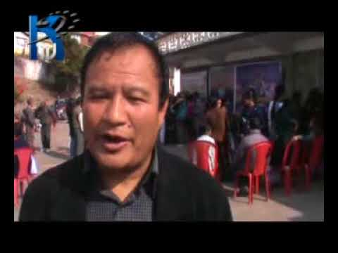KTV Kalimpong News 17th December 2017