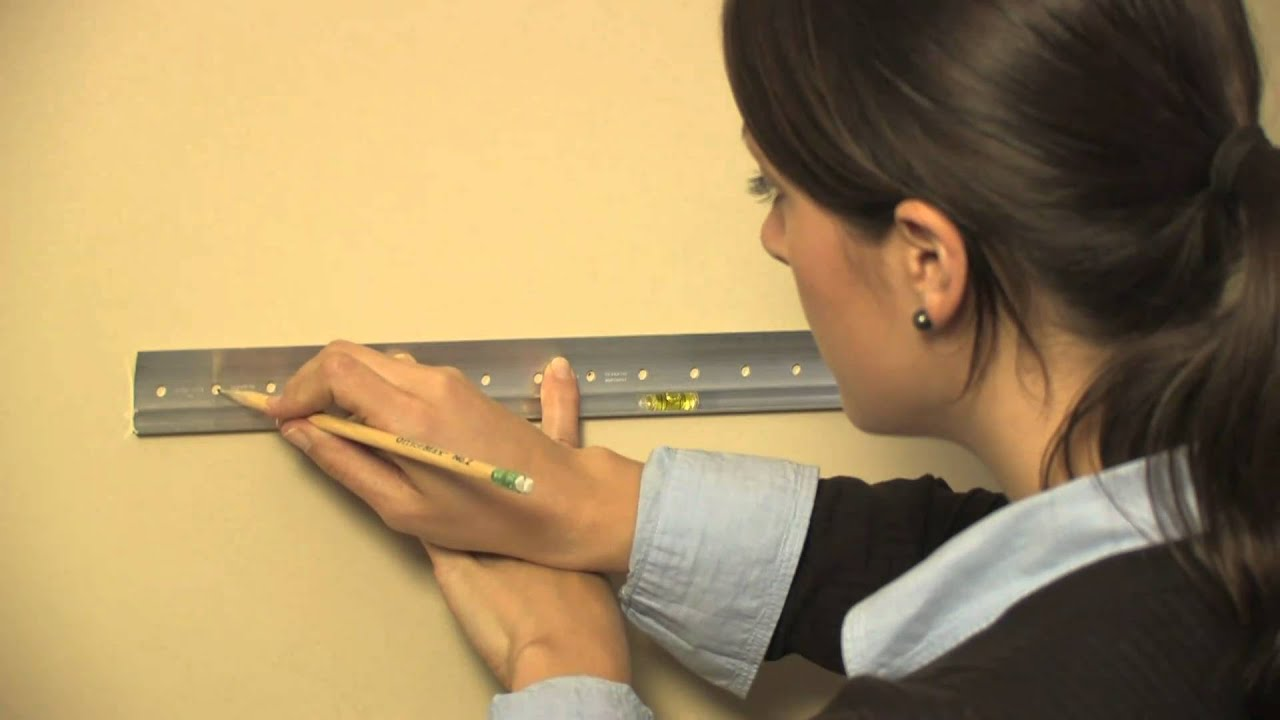 How To Install Ledges And Shelves At Home Pottery Barn