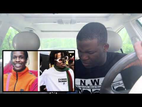 Playboi Carti - New Choppa ft. A$AP Rocky REACTION!!!