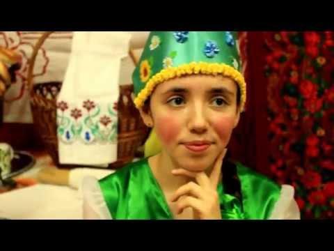Тест драйв УРФУ   Школа пгт ГАРИ Свердловской области 2016 год