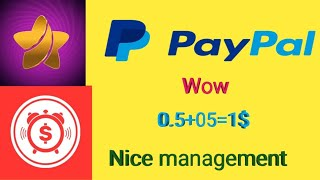 Cash alarm real ya fake? Fitplay app real ya fake? Ol PayPal earnings app! Coin pop payment proof!