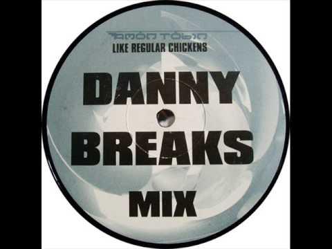 Amon Tobin - Like Regular Chickens (Danny Breaks Remix)