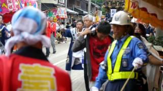 射水市 新湊曳山2012 立町