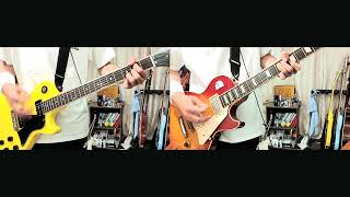 【BUMP OF CHICKEN】HAPPY (GGT ver.)【ギター】【弾いてみた】