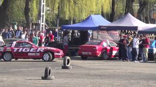 Drift car, la Campia Turzii (30.03.2014)