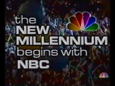 """NBC Nightly News"" New Millennium 12-31-1999 & 1-1-2000"