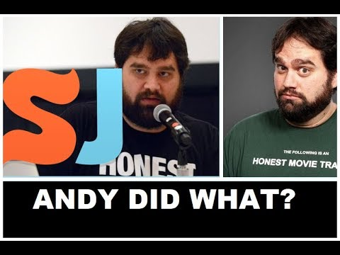 Andy Signore Accused of Sexual Abuse